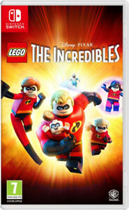 LEGO Disney Pixar's The Incredibles Nintendo Switch Game