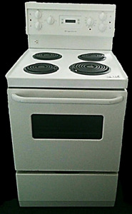 "Apartment size electric stove, Frigidaire , 24""wide , for sale"