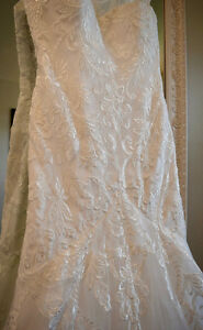 Nicole Sposa Wedding Dress Regina Regina Area image 6