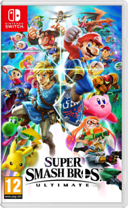 WANTED: Super Smash Bros Ultimate switch