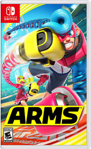 ARMS Nintendo Switch Brand New Sealed! Save $25