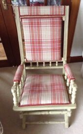 American Colonial Rocking Chair
