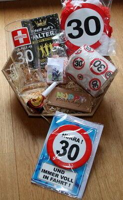 30 Geburtstag Geschenk Männer Mann Freund Geburtstagsgeschenk Geschenke lustig