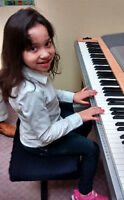 Piano, violin, guitar, drums, vocals lessons in Woodbridge