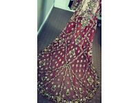 Brand new Asian bridal lengha AMAZING QUALITY