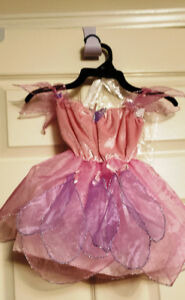 Pink Fairy Baby Costume with Wings. Brand New. Sz. 9 - 18 month