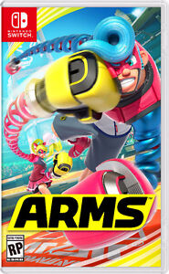 ARMS (Nintendo Switch) Brand New & Sealed