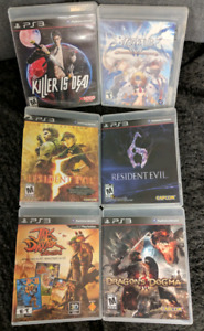 * For Trade/Sale - 6 PS3 Titles*