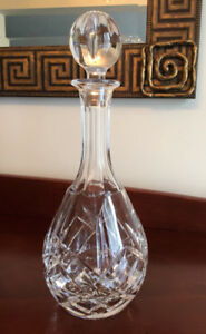 ]]] Vintage Crystal Wine/Liquor Decanter, Germany from 70th [[[