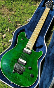 EVH Peavey wolfgang usa deluxe guitar rare and discontinued!