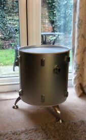 Music drum side table