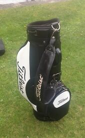 Titleist Tour Pro golf bag, excellent condition. £25 or best offer