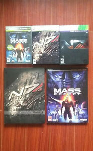 Mass Effect Lot, (works on Xbox One)