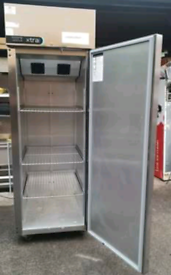 Foster xtra commercial freezer stainless Steel fully working