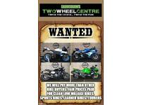 Wanted.. CBR, YZF, GSXR, Z1000, Bandit, 125, All Bikes Considered.