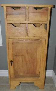 Unique Wooden Cabinet