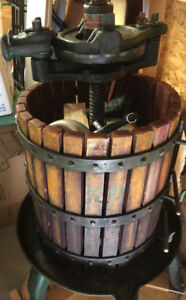 Wine Making Equipment (Selling Individually)