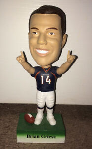 Brian Griese Denver Broncos Upper Deck Bobblehead Bobble Head