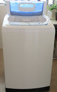 GE top loading energy efficient washer