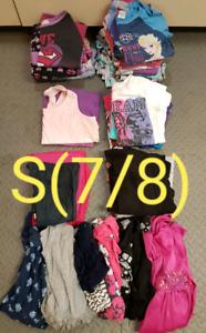 Girls clothes FCFS