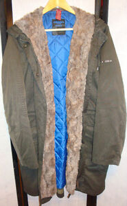 Olson Europe OUTDOOR (L) Winter hooded jacket