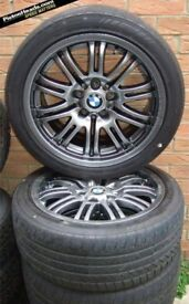 "18"" E46 M3 Wheels"
