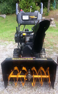 "Poulan Pro 10.5 HP, 27"" 2 Stage Snow Blower"