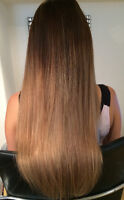 HAIR EXTENSIONS TORONTO! FULL SET TAPE-IN, FUSION SPECIAL!