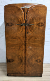 Walnut Wardrobe (DELIVERY AVAILABLE)