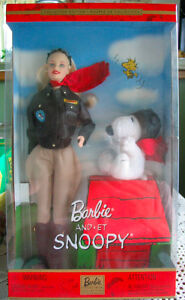 BARBIE AND SNOOPY COLLECTOR EDITION DOLL 2001 *NEW* Prince George British Columbia image 1