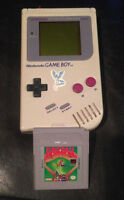 Original Gameboy and Printer
