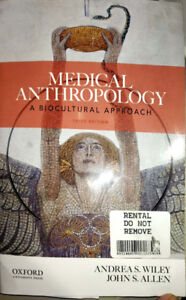 Medical Anthropology (third edition)