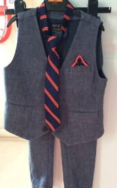 Next boys suit 18m-2yrs