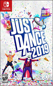 """[Switch] Swap """"Just Dance 2019"""" on N. Switch with Zelda"""