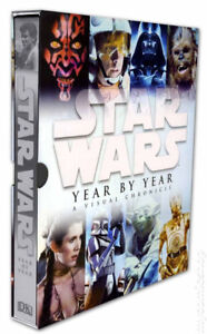 Year by Year Visual Chronicle THE STAR WARS