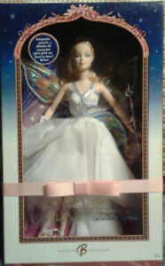 2005 NRFB Collector Tooth Fairy Barbie