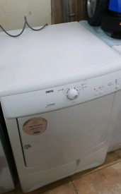 Condenser dryer zanussi