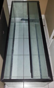 two aquariums for sell