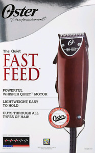 Oster Professional 76023-510 Fast Feed Clipper with Adjustable B