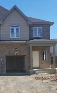 Brand new  end unit Townhome - StoneyCreek, pcode L8J 0E4