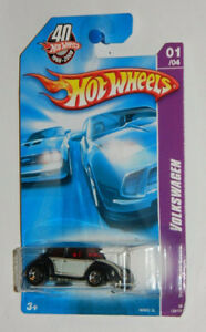 Hot Wheels 1/64 VW Bug Diecast Car