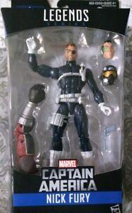 "Marvel Legends Nick Fury 6"" Action Figure Giant ANT Man BNIB"