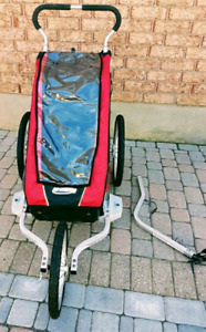 Thule chariot Cougar single stroller