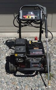 Used Gas-Powered Pressure Washer