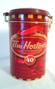 Tim Hortons Collector Tins London Ontario image 5