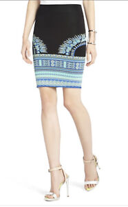 bcbg power skirt