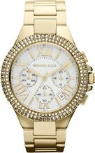 MICHAEL KORS - Camille Stainless Steel womens watch Fig Tree Pocket Brisbane North West Preview