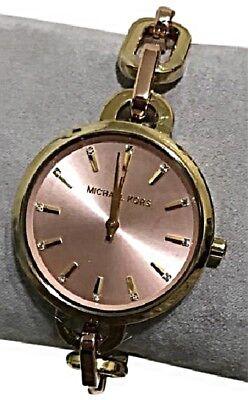 Michael Kors Ladies Two Tone Watch  - MK3695