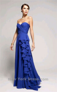 DESIGNERS GOWN DRESS GORGEOUS == PLEASE CHECK MY OTHER ADS