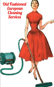 Old Fashioned European Cleaning Services